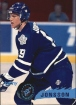 1995-96 Stadium Club #107 Kenny Jonsson