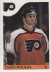 1985-86 Topps #128 Dave Poulin