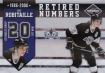 2010-11 Limited Retired Numbers Materials Signatures #17 Luc Robitaille