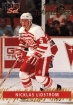 1992-93 Pro Set Gold Team Leaders #4 Nicklas Lidstrom