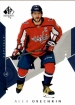 2018-19 SP Authentic #1 Alexander Ovechkin
