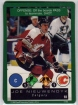 1995-96 Playoff One on One #18 Joe Nieuwendyk