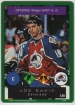 1995-96 Playoff One on One #139 Joe Sakic