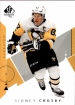 2018-19 SP Authentic #87 Sidney Crosby