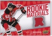 2007-08 Upper Deck Rookie Materials #RMNB Nicklas Bergfors