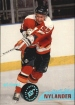 1995-96 Stadium Club #154 Michael Nylander