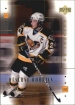 2000-01 UD Reserve #115 Marc-Andre Thinel RC