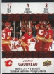 2017-18 Upper Deck Tim Hortons Game Day Action #GDA3 Johnny Gaudreau