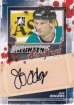 2011-12 ITG Enforcers Autographs #AJO Jeff Odgers