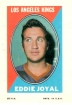 1970-71 Topps/OPC Sticker Stamps #16 Eddie Joyal