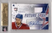 2008-09 ITG Ultimate Memorabilia Future Stars Patches Autographs #16 Guillaume Latendresse	 2008-09 ITG Ultimate Memorabilia Future Stars Patches Autographs #16 Guillaume Latendresse
