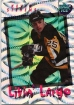 1996 Collector's Edge Ice Livin' Large / Kevin Stevens