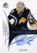 2009-10 SP Authentic #233 Jhonas Enroth AU RC