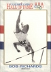 1991 Impel U.S. Olympic Hall of Fame #14 Bob Richards