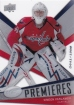 2008-09 Upper Deck Ice #109 Simeon Varlamov RC