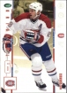 2003-04 Parkhurst Original Six Montreal #9 Karl Dykhuis