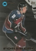 1995-96 Emotion Xcited #14 Peter Forsberg