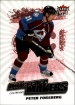 2008-09 Ultra Difference Makers #DM15 Peter Forsberg