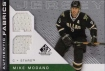 2007-08 SP Game Used Authentic Fabrics #AFMM Mike Modano