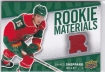 2007-08 Upper Deck Rookie Materials #RMJS James Sheppard