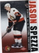 2002-03 Vanguard #124 Jason Spezza RC