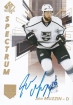 2016-17 SP Authentic Spectrum Autographs #28 Jake Muzzin D