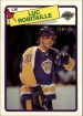 1988-89 O-Pee-Chee #124 Luc Robitaille