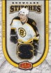 2006-07 Flair Showcase Stitches #SSBS Brad Stuart