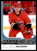 2017-18 Upper Deck #207 Lucas Wallmark YG RC