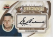 2011-12 Between The Pipes Autographs #AEC Ed Chadwick DEC