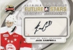 2011-12 Between The Pipes Autographs #AJC Jack Campbell