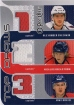 2009/2010 O-Pee-Chee Top Draws Triple Jerseys / Mike Green Alexander Ovechkin Nicklas Backstrom