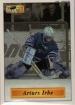 1995/1996 Imperial Stickers / Arturs Irbe