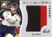 2005-06 ITG Heroes and Prospects Jerseys #GUJ116 Tom Pyatt