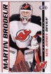 2003-04 Pacific Heads Up Retail LTD #58 Martin Brodeur