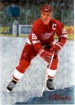 1995-96 Metal #51 Steve Yzerman