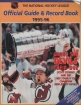 Official Guide Record Book NHL 1995-96