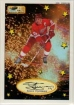 1995/1996 Imperial Stickers Die Cut Superstars / Steve Yzerman