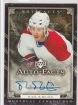 2006-07 Artifacts Autofacts #AFRO Mike Ribeiro