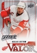 2008/2009 Upper Deck MVP Marked by Valor / Nicklas Lidstrom