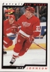 1996-97 Score #132 Greg Johnson