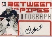 2006/2007 Between The Pipes Autographs / Justin LeCLerc