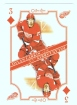 2019-20 O-Pee-Chee Playing Cards #3D Dylan Larkin