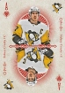 2018-19 O-Pee-Chee Playing Cards #AHEARTS Sidney Crosby
