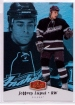 2006/2007 Flair Showcase /  Joffrey Lupul