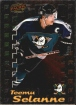 1998-99 Pacific Dynagon Ice Inserts #2 Teemu Selanne