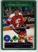 1995-96 Playoff One on One #16 Theo Fleury
