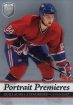 2006-07 Be A Player Portraits #112 Guillaume Latendresse RC