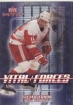 2002-03 Upper Deck MVP Vital Forces #VF9 Steve Yzerman