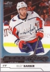 2017-18 Upper Deck #233 Riley Barber YG RC